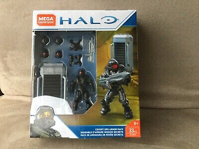 Mega Construx Halo Covert Ops Armor Pack • 21.99£