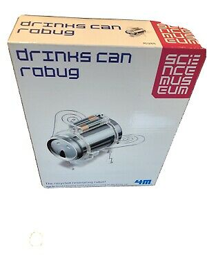 Science Museum Drinks Can Robug NEW • 0.99£