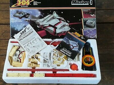 Hornby 3.D.S MISSION 1 Three Dimensional Space System 3DS Amazing Condition • 13.27£