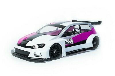 PHAT BODIES 'VTCR' 1/10th Touring Car Body Shell 'Frontie' FWD Onroad  190mm • 25£