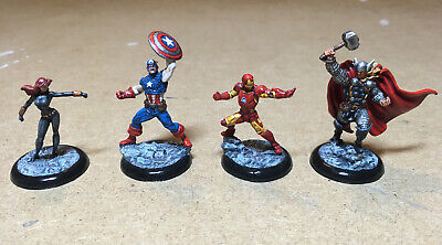 Knight Models Marvel Miniatures Game Avengers • 38£
