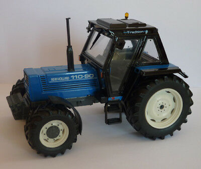 ROS New Holland 110-90  Tractor 1:32 Scale Boxed NEW Limited Edition Fiat • 21£