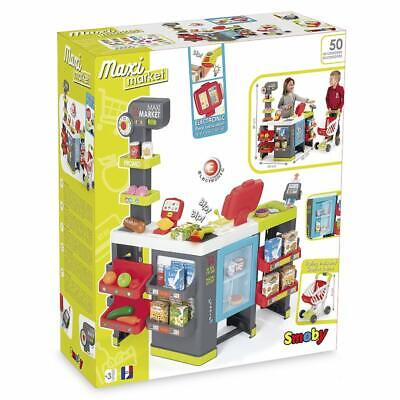 Smoby Supermarket Maxi Learning And Entertainment Market Pretend Role Play Toy • 84.64£