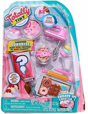 Totally Tiny: Cook & Serve Pack - Sweet Treats - Brand New • 9.99£