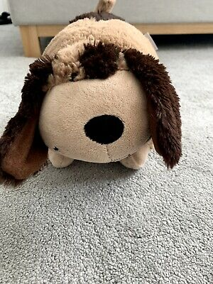 Vintage Pillow Heads Dog Plush Toy • 7£