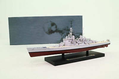 Atlas Editions; Warships Collection; HMS Vanguard, Battleship; Excellent Boxed • 10.99£