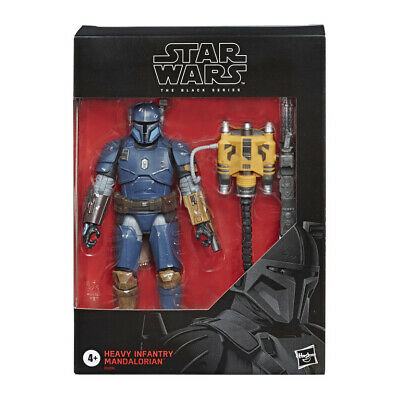 Star Wars Black Series 6 Inch Deluxe Series (D2) Action Figure - Heavy Infantry  • 27.95£