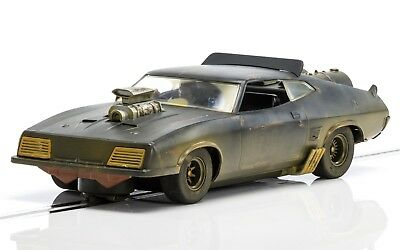 C3983 Scalextric Ford XB Falcon - Matte Black - Weathered Finish - New & Boxed • 31.99£