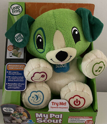 Leapfrog My Pal Scout Interactive Learning Toy • 24.95£
