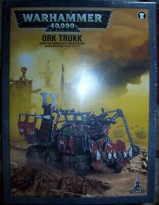 Warhammer 40k Orks Trukk - New In Box • 15£