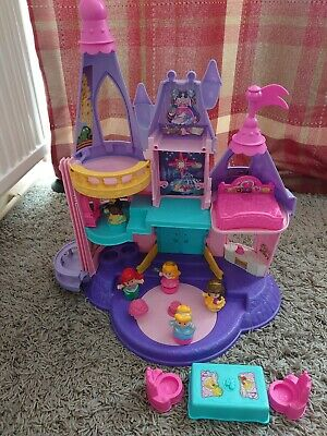 Fisher Price Little People Disney Princess Castle • 12.50£