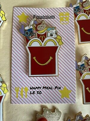 Happy Meal Fantasy Pin • 10£