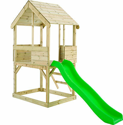 TP Wooden Multiplay Playhouse. • 190£