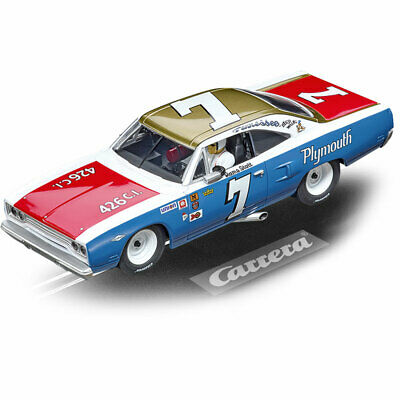 CARRERA 1:32 Slot Car CA27641 Plymouth Roadrunner No.7 • 39.95£