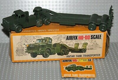 Ho/oo Vintage Airfix Poly Antar With Box  • 30£