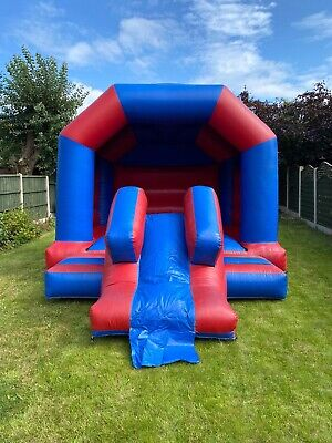Commercial Grade Bouncy Castle With Slide • 449£