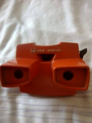 View Master Viewer Viewmaster GAF 1970's Model Red • 12.50£