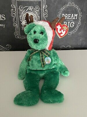 Ty Beanie Babies Collection 2002 Holiday Teddy  • 4.50£