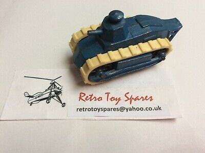 Johillco Renault Tank/Char Replacement Tracks (Tootsietoy/Skybirds) • 9.95£