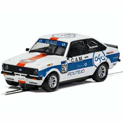 Scalextric Slot Car C4150 Ford Escort MK2 RS2000 - Gulf Edition • 45.99£
