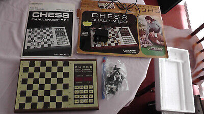 Vintage Fidelity Electronic Chess Computer - Fidelity CC7 - Boxed • 15.95£