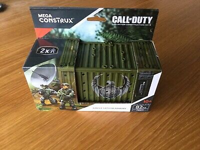 Mega Construx Call Of Duty Jungle Satcom Armory • 38.99£