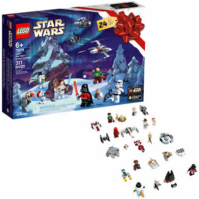 LEGO Star Wars Advent Calendar 2020 75279 311pcs Age 6+ • 28.49£