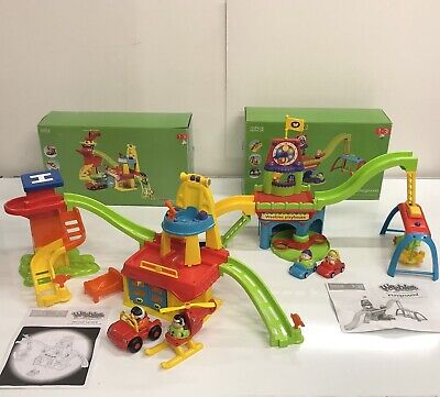 X2 Weebles Plays Sets - Playground & Rescue Centre. From M&S. 1-3yrs - FLT • 45£