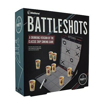Battle Shots - Adult Drinking Game.  Freshers Week. House Party. • 7.99£