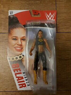Wwe Basic Exclusive Bianca Belair Figure New Sealed • 24.99£