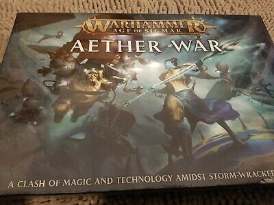 Warhammer Age Of Sigmar Aether War Complete Set - New And Sealed • 75£