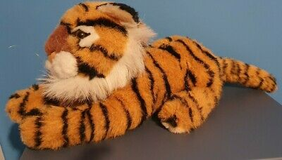 15  Long Tiger Soft Toy • 7.99£