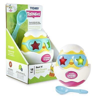 Tomy Toomies Beat It Egg Musical Toy • 15.99£