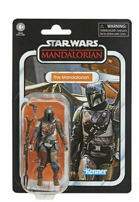 Star Wars 3.75  Vintage Collection The Mandalorian - New In Stock • 22.99£