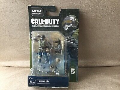 Mega Construx Call Of Duty Simon Riley Figure • 21.95£