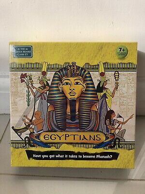 Egyptian Board Game Made By Brain Box • 10£
