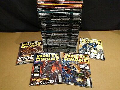 White Dwarf Magazine 279-364 (collection Only)  • 100£
