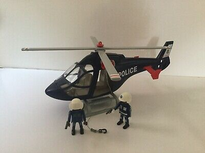 Playmobil 5183 - City Action Police Helicopter Set • 8.99£