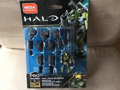 Mega Construx Halo Prototype Mark 1 Exosuit Pack • 24.95£