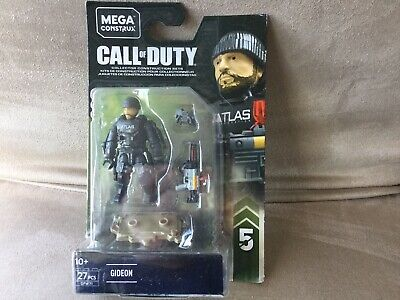 Mega Construx Call Of Duty Gideon • 14.95£