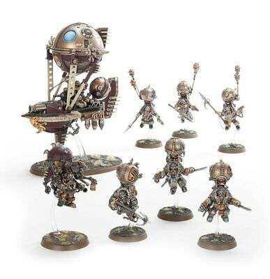 Warhammer Age Of Sigmar - Kharadron Overlords Half Of Aether War Set • 60£
