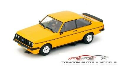 SRE27 Team Slot Ford Escort MkII RS2000 - Orange - Limited Edition - New & Boxed • 54.99£