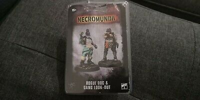 Necromunda Gang Lookout (New On Sprue - Forge World) • 12£