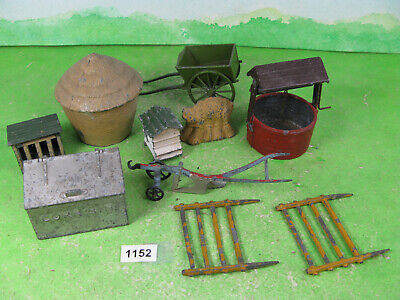 Vintage Johillco Britains Lead Mixed Lot Farm Collectable Models 1152 • 15£