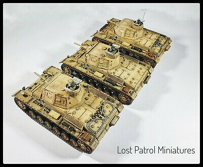 Bolt Action AFV Painting Service (Rubicon) • 30£