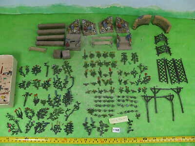 Vintage Britains Lead Garden Mixed Lot Collectable Models 1168 • 50£