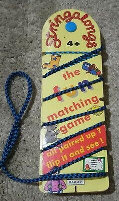 The Matching Game - Stringalongs • 1.50£