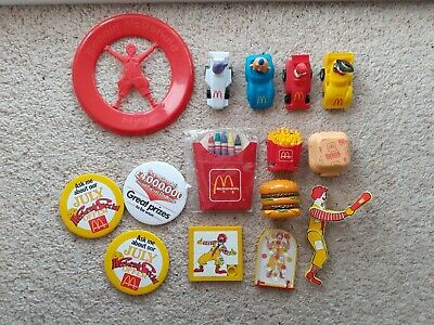McDonalds Toys From 1980s • 10£