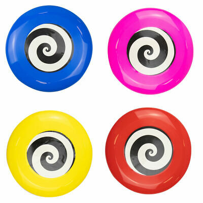 Frisbee - Flyer Fun Flying Children Dog Bright Colours Outdoor Play Family Kids • 2.49£