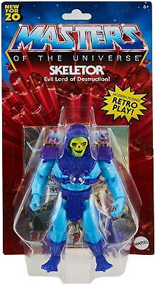 Masters Of The Universe Origins Skeletor Action Figure BRAND NEW  • 14.99£